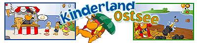 Kinderland Ostsee 5 Spiele f�r Kinder