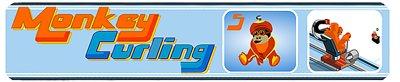 Monkey Curling Onlinegame